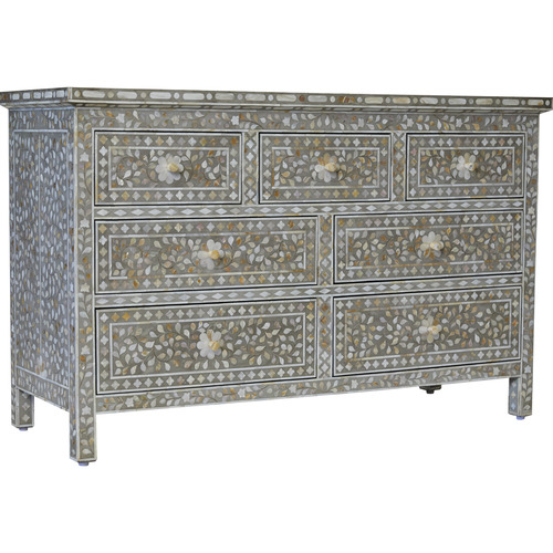 Lexington Home Grey Harper Chest of Drawers