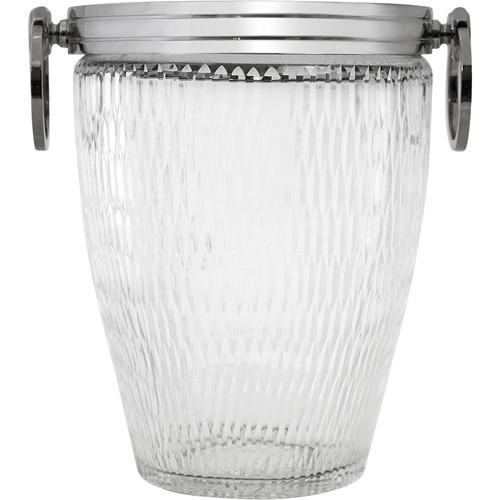 Lexington Home Milano Glass Ice Bucket
