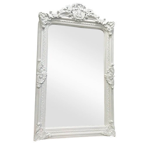 Lexington Home White Cordelia Floor Mirror