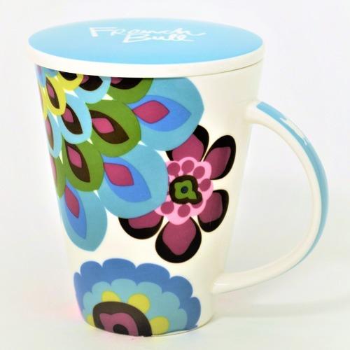 French Bull Gala Porcelain Mug