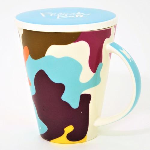 French Bull Glamo Porcelain Mug