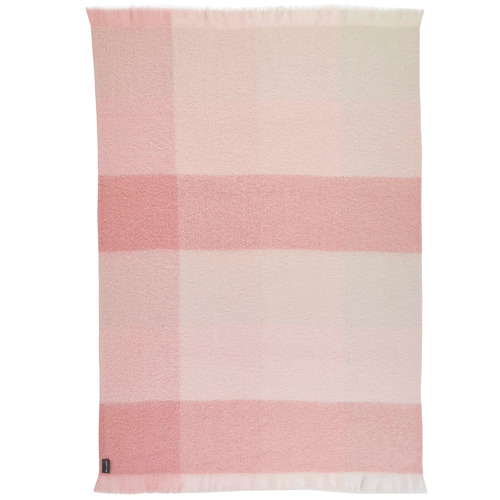 St Albans Bloom Mohair Throw