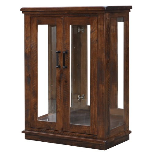 By Designs California Full Display Cabinet