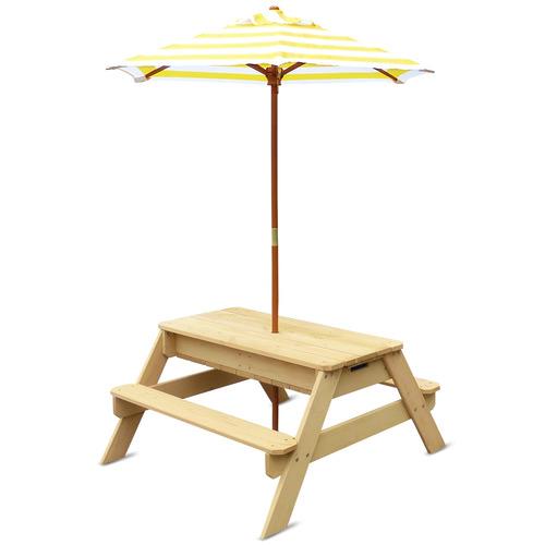 Lifespan Sunrise Kids' Picnic Table with Umbrella