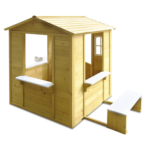 Lifespan Teddy Cubby Play House