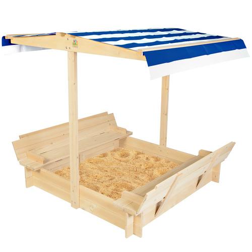 Lifespan Skipper Sandpit & Canopy Set