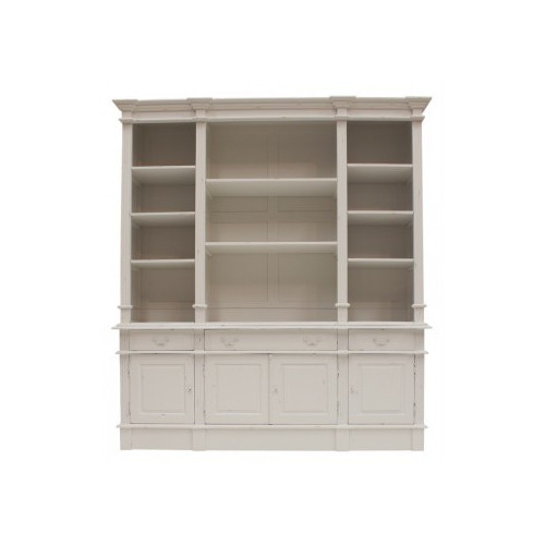 Carrington Furniture French Provincial Estate Bookcase