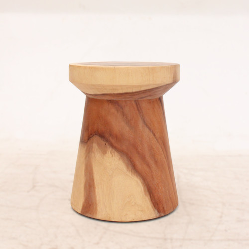 Hudson Furniture Mushroom Stool