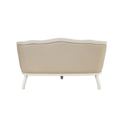 Carrington Furniture Classic Upholstered Love Sofa