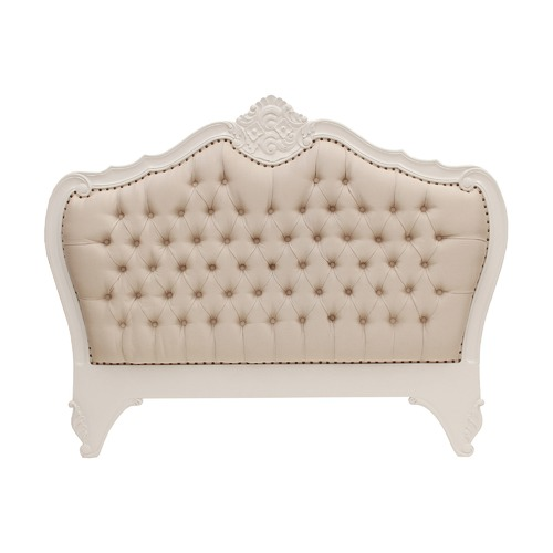 Carrington Furniture French Provincial Louis Upholstered Headboard