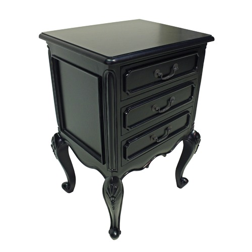 French Provincial Classic Provence Bedside Table