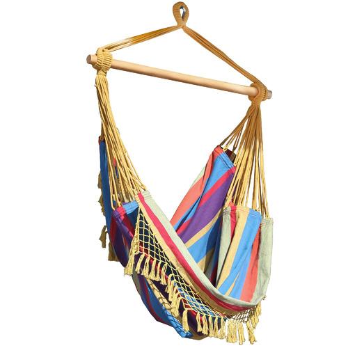 Vivere Hammocks Brazilian Cotton Hammock Chair
