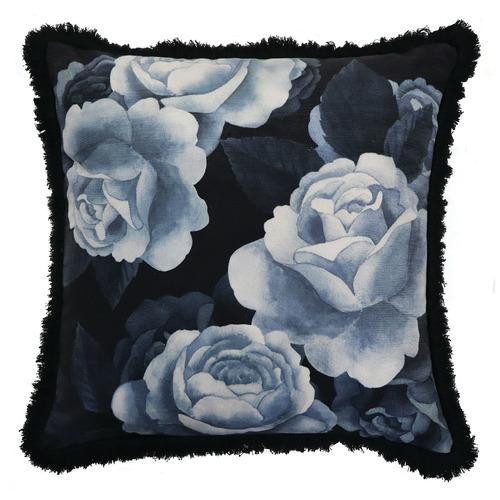 Madras Link Midnight Rose Cushion