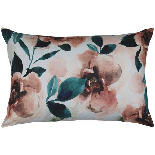 Madras Link Dover Rectangular Linen Cushion