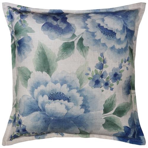 Blue & Green Camilla Cushion