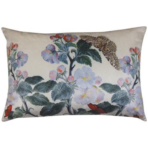 Madras Link Tivoli Velvet Rectangular Cushion