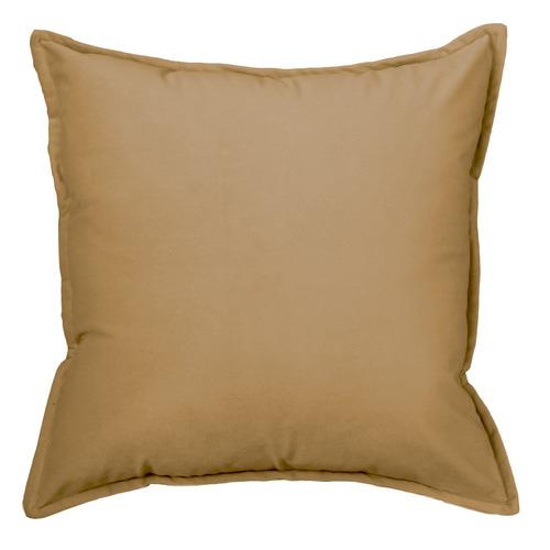 Hudson Velvet Square Cushion