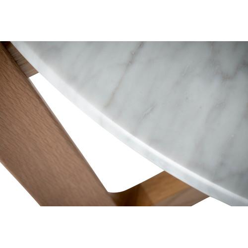 Estudio Furniture Marble Monterey Coffee Table