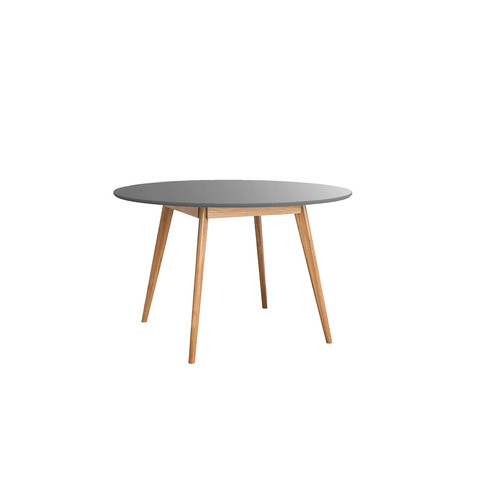 estudio furniture oslo round dining table reviews temple webster