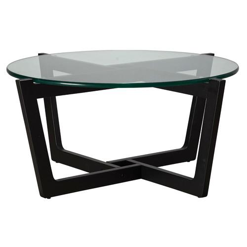Glass Monterey Coffee Table