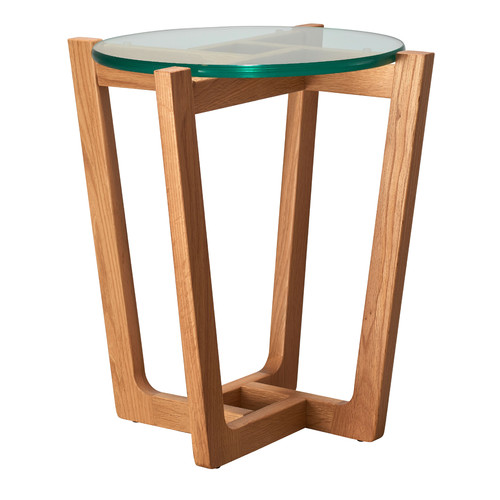 Estudio Furniture Monterey Natural Leg Side Table