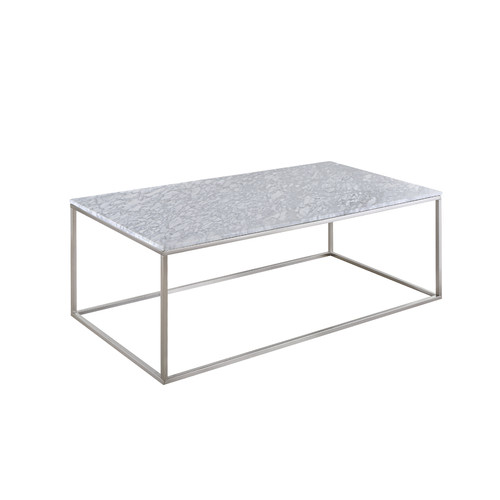 annecy white marble coffee side table set temple webster. Black Bedroom Furniture Sets. Home Design Ideas
