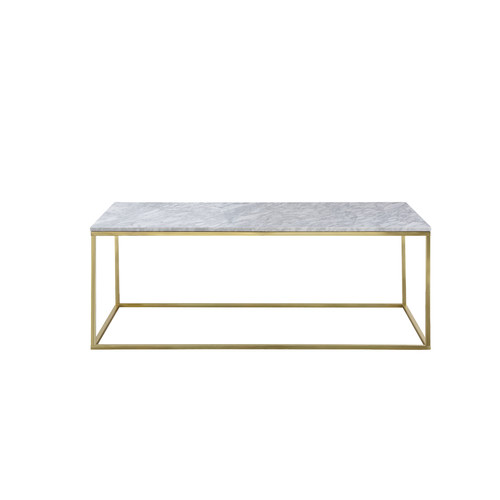 como white marble coffee table | temple & webster