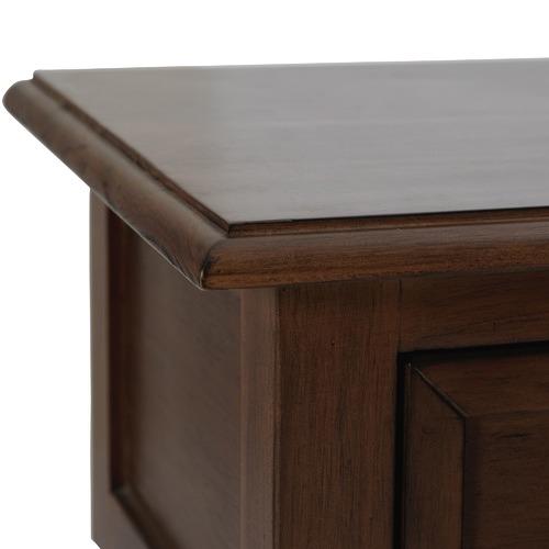 Estudio Furniture Antique Brown Kensington Console Table