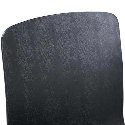 Estudio Furniture Black Kiev Dining Chairs
