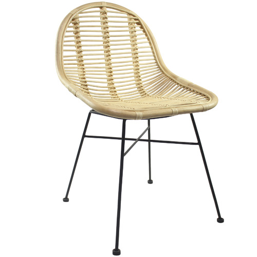 Estudio Furniture Adeline Rattan Dining Chairs