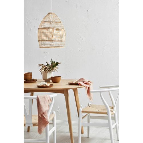 Estudio Furniture Oslo Round Oak Dining Table
