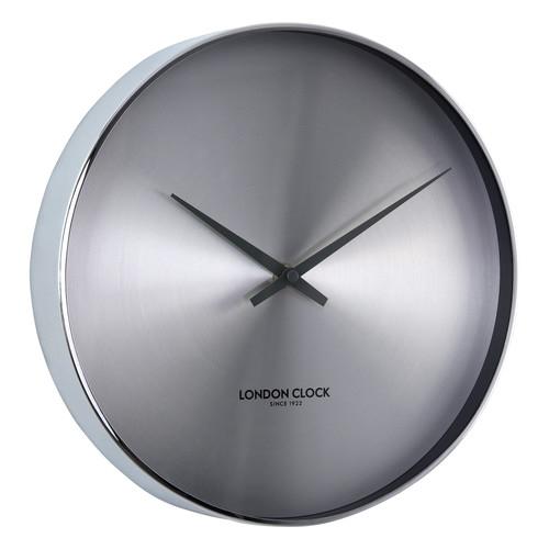 London Clock Company 28cm Element Silent Wall Clock
