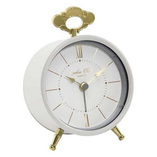 London Clock Company Tilly Silent Alarm Clock