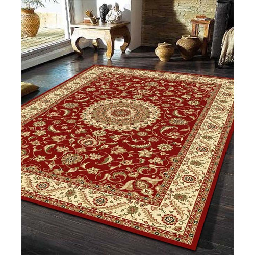 Network Rugs Royal Collection SYD-0998B-R/I Oriental Rug