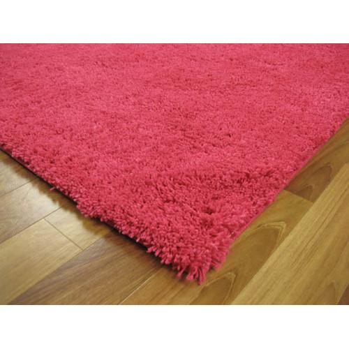 Twilight Shag Pink Shag Rug