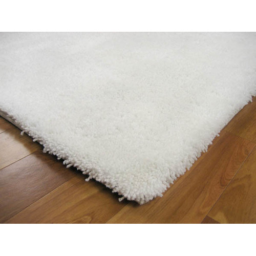 white shag rug. Network Rugs Twilight Shag White Rug
