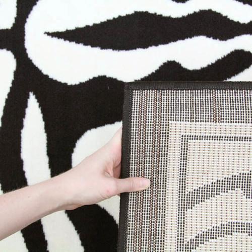 Network Rugs Viva Modern Zebra Design Novelty Rug
