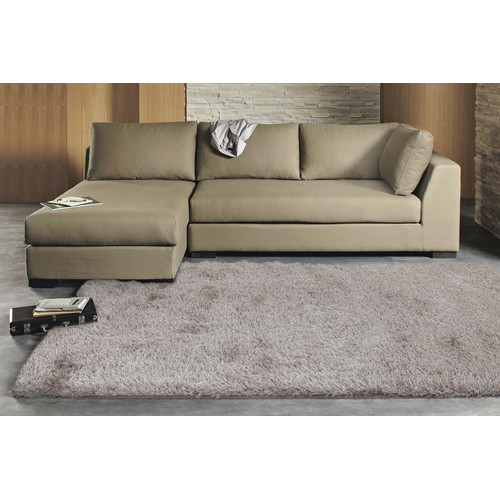 Network Plush Luxury Stone Tufted Shag Rug & Reviews