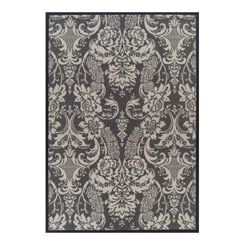 Indoor outdoor lace design rug grey temple webster for Indoor network design