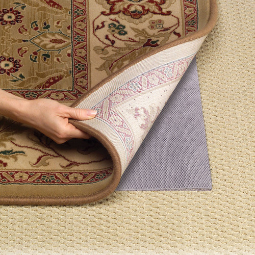Network Rugs Rug Pad  for Carpeted Floors