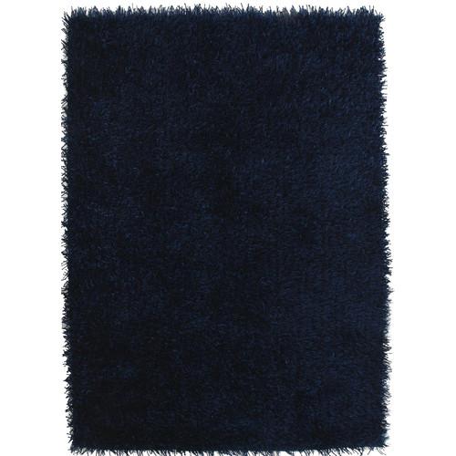 Network Dark Blue Shag Tufted Rug Amp Reviews Temple Amp Webster
