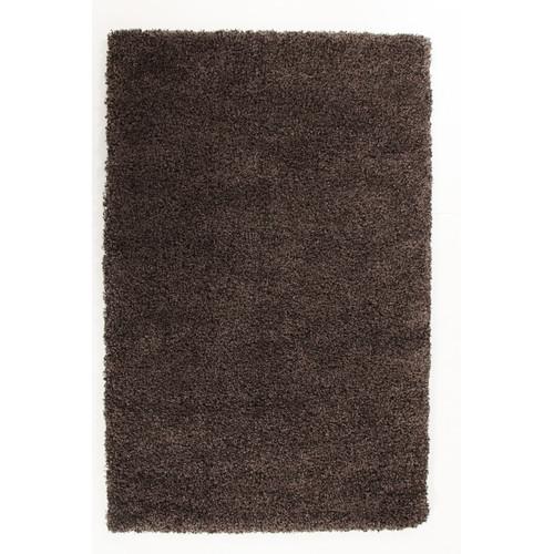 network rugs ultra thick brown grey shag rug - Grey Shag Rug