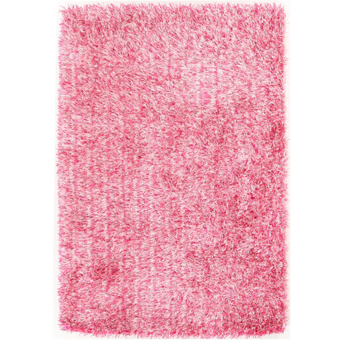 Pink Shag Tufted Rug Temple Webster