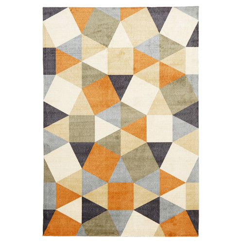 Network Pixel Modern Rug & Reviews | Temple & Webster