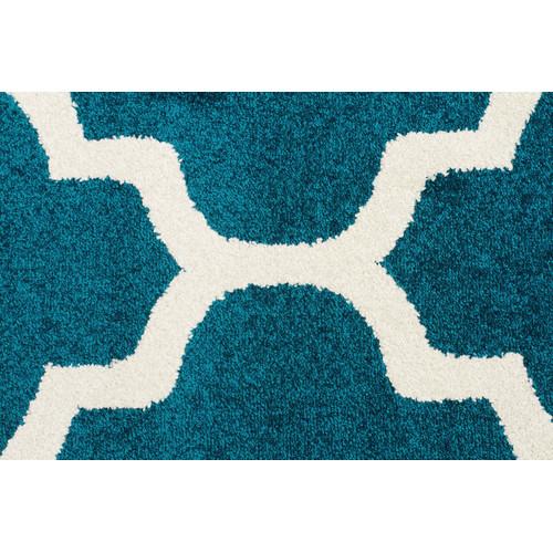 Network Rugs Nischel Moroccan Tile Indoor Outdoor Rug