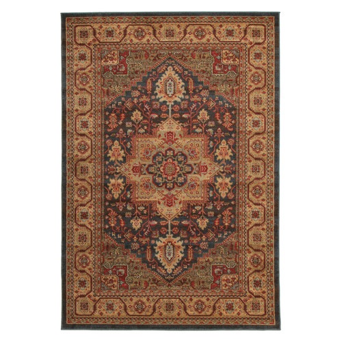 Network Rugs Antique Heriz Design Rug Multi