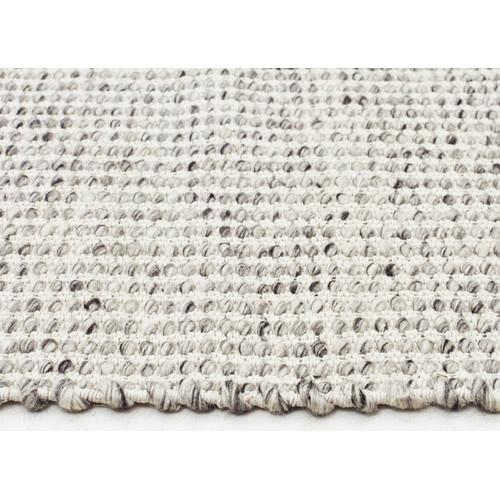 Network Carlos Felted Wool Rug Grey Natural & Reviews
