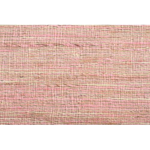 Network Rugs Pink Paradis Scandinavian Pure Hemp Rug