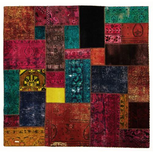 Persian Rugs Australia: Khina Patchwork Persian Rug