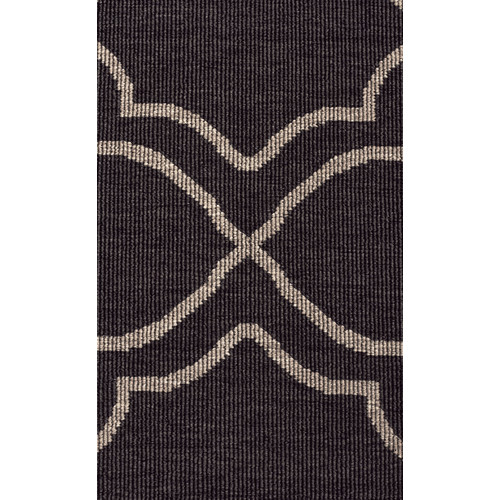 Network Rugs Charcoal Kakadu Tile Indoor/Outdoor Rug
